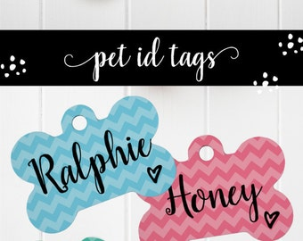 pet id tag dog tag