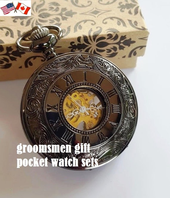 pocket personalized groomsmen gift by
