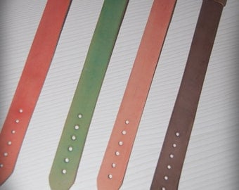 42 colors, Watch strap one-piece strap