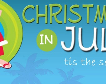 Christmas in July Sale 5O Percent Off Sale Half Off CIJ 15 Percent Off Coupon Code