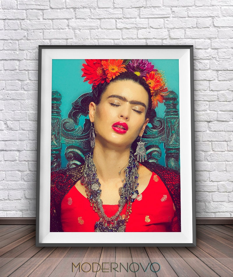 The Frame By Frida Kahlo