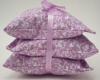 Lavender Sachets - Lavendar Drawer Fresheners