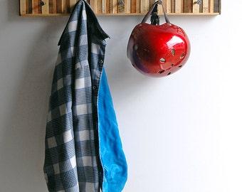 Coat Rack Recycled Wood  - Chonko Style