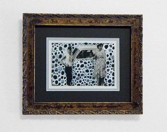 "8x10 Framed Fine Art Print. ""Bubbly"""