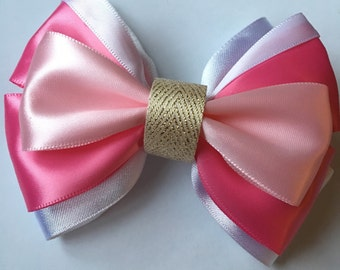 Aurora Princess Hair Bow