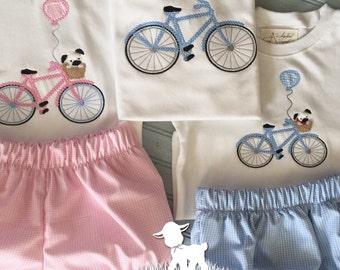 Summer Bike Set