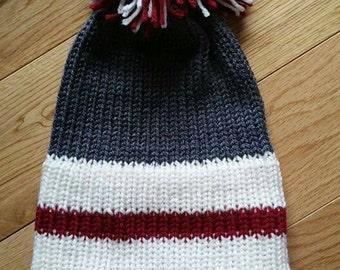 wool sock hat