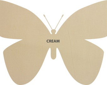 Quilters Deluxe Solids - CREAM  - sold by Fat Quarter or lengths by 25cm
