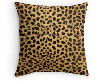 Cheetah Print, Cheetah Pillow, Cheetah Pillow Cover, Animal Print Pillow, Animal Print Pillow Case, Cheetah Pillow Case, Cheetah Decor