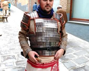 Viking Lamellar Armor