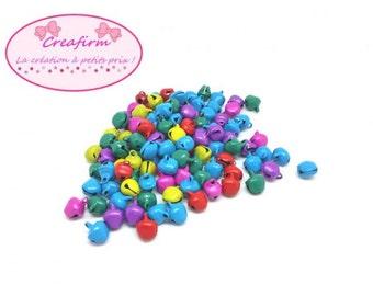 150 colorful bells bells