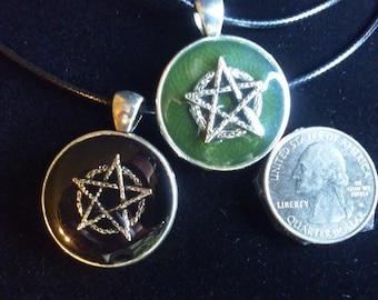 Pentacle Amulet