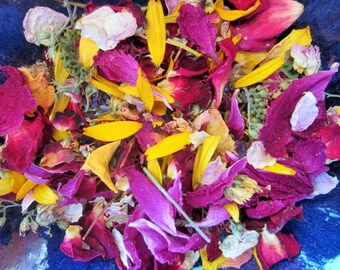 Casting & Offering Herbs * Sacred Fire * Altar * Intentions * Manifestation * Blessing * Crafted