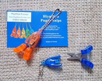HiyaHiya Snips, Dog, Cat, Octopus, Small snippers, travel scissors