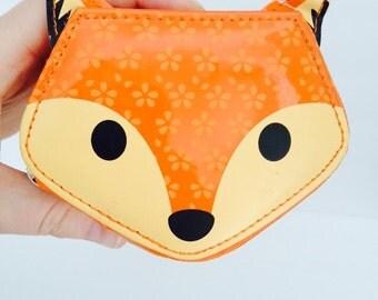 Fox Sewing Kit by Moda Orange