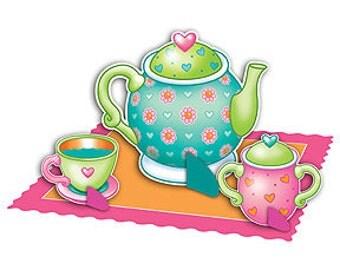 Teapot Centerpiece