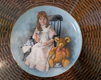 World of Children Collector Plate