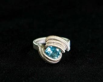 neon blue apatite size 4.5