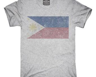 Philippines Flag Etsy - Custom vinyl decals for t shirt philippines