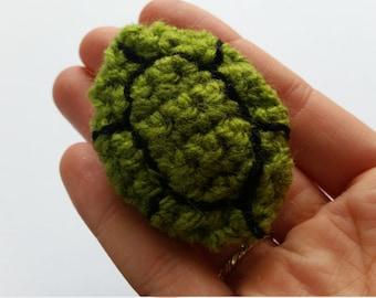 Green Crochet Rupee Legend of Zelda