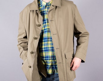 Vintage parka with Teddy lining