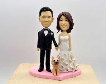wedding cake toppers northern ireland ireland theme wedding cake topper by vivantopperstudio 26556
