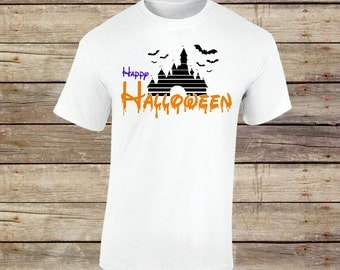 Happy Halloween Shirt, Halloween Family Shirts, Disney Vacation, Disney Cruise, Disney Halloween Vacation,Disneyland, Disney World,Halloween