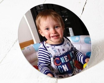Personalised Photo Fridge Magnet made from photos of your choice. Ideal Family Children Pets