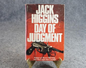 Day Of Judegment By Jack Higgins C. 1979