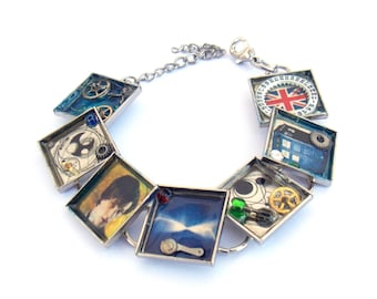 Doctor Who Bracelet Eleventh Doctor