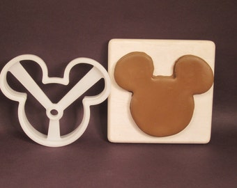 Deep cut Mouse(Mickey) Cookie Cutter