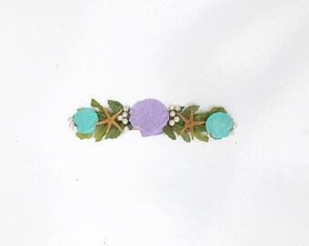 Mermaid crown/ Shell crown/ Merbabe/ Party crown/ Mermaid headband