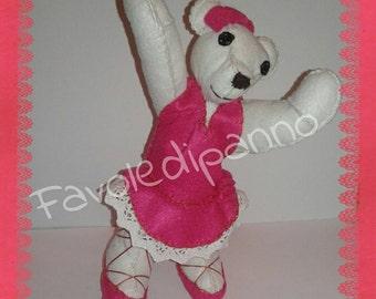 Teddy Bear Ballerina