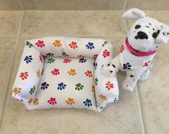 American girl pet bed dog bed 18 inch doll pet bed