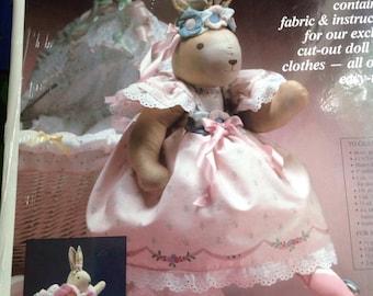 Daisy Kingdon Ballerina Bunny Doll