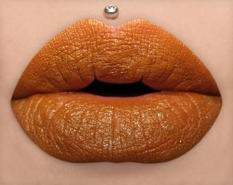 Burnout -  Burnt Orange Lipstick