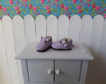 Shoes purple for BLYTHE/Pullip/Pure Neemo