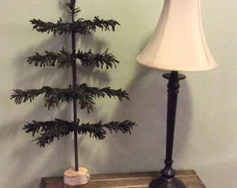 Wooly Feather Tree  Instant PDF download tutorial.