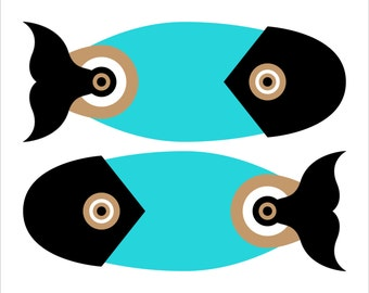 Fishy Fish 5 (full color)