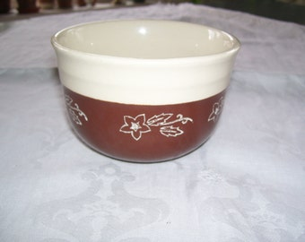 Oxford Stoneware Bowl Vintage