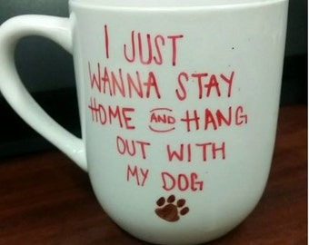 Dog Lover Coffee Cup!