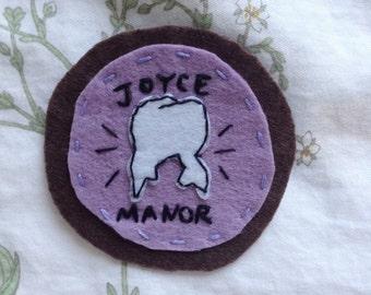 joyce manor patch
