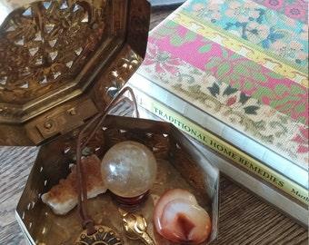 Midsummer Celebration Box, litha, summer solstice