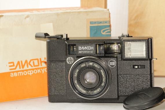 ELIKON AUTOFOCUS Soviet BeLOMO automatic camera ж