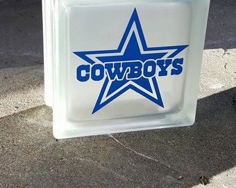 Cowboys Night Light Style 1