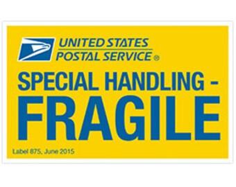 Fragile Shipping