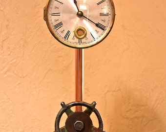Water valve clock II