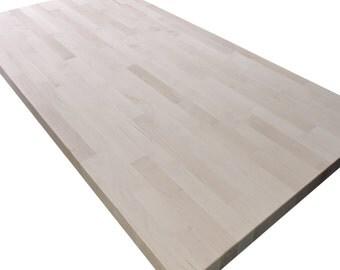 "6/4"" (1.5"") X 36 X 144"" Birch Edge-Glued panel"