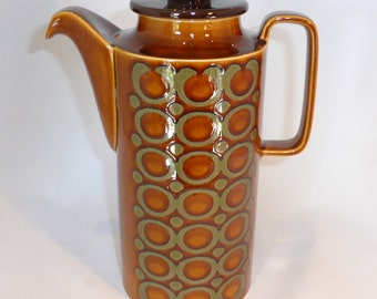 Hornsea Bronte coffee pot - original from the 1970s