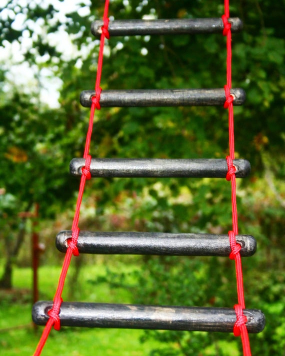 Rope Ladder 3 30 Feet 1 10m Long 1 Foot 30 Cm Wide